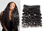 Chiny Bouncy Natural Wave Virgin Brazilian Curly Hair Extensions For Dream Girl firma